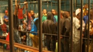 Inside South Africa's notorius Pollsmoor prison
