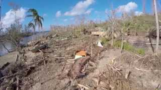 Motor Yacht Dragonfly was dispatched to Vanuatu to provide disaster relief after Cyclone Pam struck the remote islands on March 14th 2015. The video is inten...