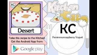 KC Persimmonraspberry Yogurt YouTube video