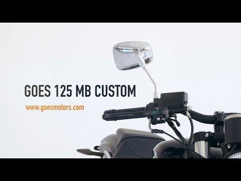 Vídeos de 'Nueva GOES 125 MB Efi: Mucho más que una custom de base'