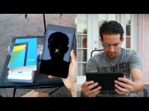 tldtoday - 2013 Nexus 7 Pricing: http://amzn.to/11jEzLV - Review Soon! My unboxing of the new 2013 Nexus 7 (2nd Generation) through Google Glass! Google's newest Nexus ...