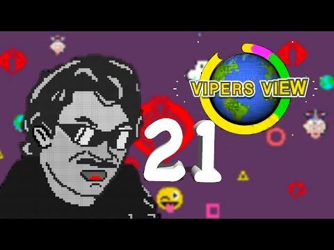 Viper MOURNS Mr Blobby (видео)