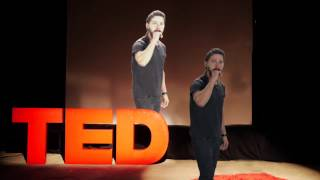Shia LaBeouf TED Talk