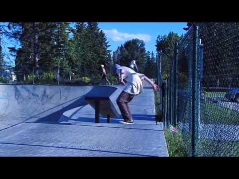 Kalispell skate park