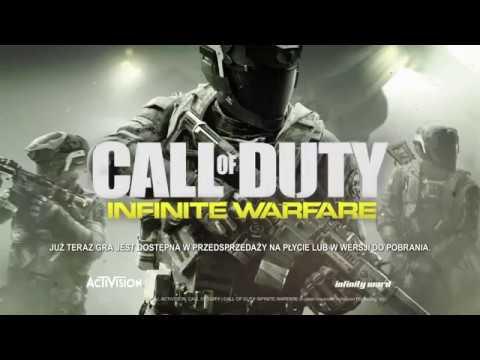 Aktorzy Marcin Dorociński i Łukasz Simlat opowiadają o pracy nad grą Call of Duty: Infinite Warfare