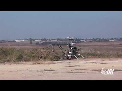Un nouveau drone des IAI permet d'évacuer à distance les soldats blessés