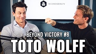 Video TOTO WOLFF | Inside The Mind Of A Five Time F1 World Champion | Beyond Victory #8 MP3, 3GP, MP4, WEBM, AVI, FLV April 2019