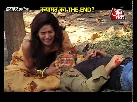Qayamat Ki Raat: SHOCKING! Raj & Gauri's THE END!