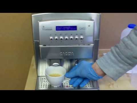 Gaggia Titanium Reconditioned Coffee Machine from Mr Bean2Cup