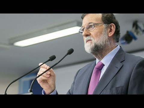 """Rajoy: """"Somos un partido que da seguridad, estabilidad y certidumbre en los tiempos difíciles"""""""