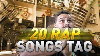 Download Lagu 20 Rap Songs TAG | Estrimo Mp3