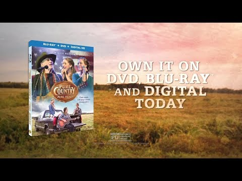 """WWE Studios' """"Pure Country: Pure Heart"""" is available now on Blu-ray, DVD and Digital HD."""