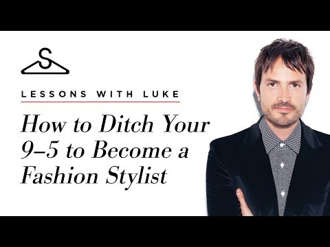 How To Ditch Your 9-5 To Become A Stylist