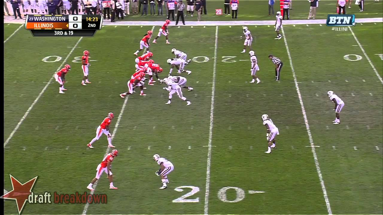 Josh Shirley vs Illinois (2013)