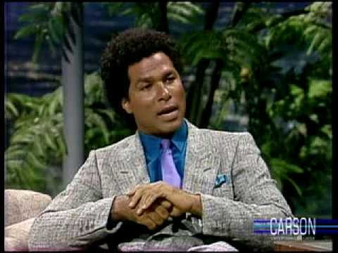 Interview Philip Michael Thomas - Tonight Show (04/1986)