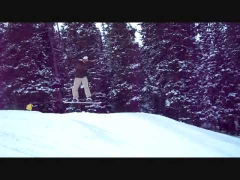 A Couple of Hacks Part 2 (SNOWBOARDING vid w/ BLoopers)