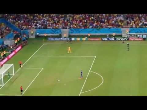 Costa Rica vs Greece Penalty Shoot-out!!!