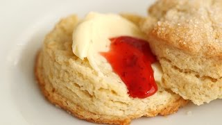 How To Make Cream Scones - Kitchen Conundrums with Thomas Joseph by Everyday Food