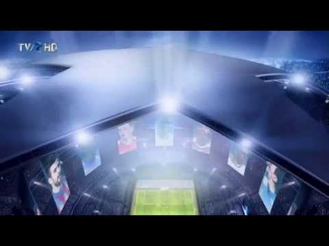 UEFA Champions League Intro 2010-2011 (видео)