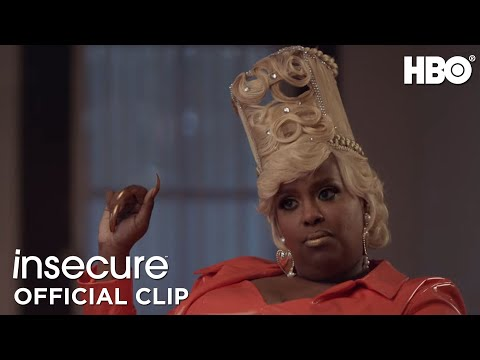 Insecure: Molly's Andrew Situation (Season 4 Episode 2 Clip) | HBO