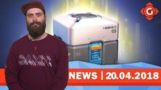 Lootboxen: Als Glücksspiel eingestuft! Fortnite: Bald noch erfolgreicher! | GW-NEWS