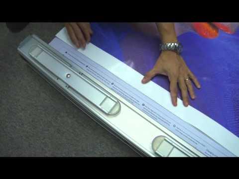 Tam anlatımlı - Ayrıntılı Rollup Banner yapım ve montajı