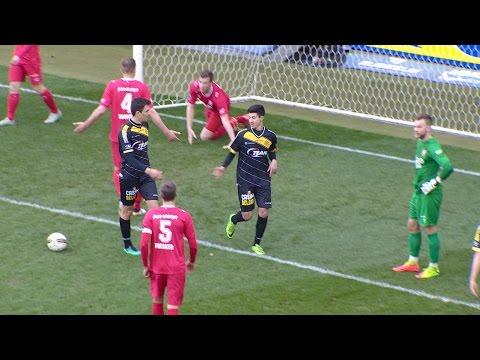 Samenvatting Sporting Lokeren - FC Twente