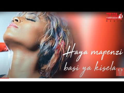 Kisela - Vanessa Mdee Ft. Mr. P (P-Square) - LYRICS VIDEO