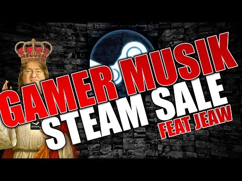 Gamer Musik | Steam Sale - Jeaw feat. Execute