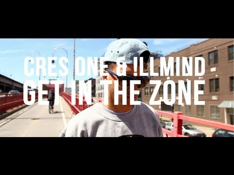 CRES & !LLMIND & FRESH DAILY - GET IN THE ZONE (2013)
