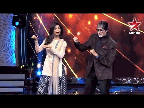 Let the celebrations begin with Amitabh Bachchan!