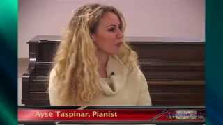 Interview with Turkish Pianist Ayse Taspinar