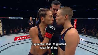 Video Conteo Regresivo a UFC 223: Rose Namajunas vs Joanna Jedrzejczyk MP3, 3GP, MP4, WEBM, AVI, FLV Februari 2019