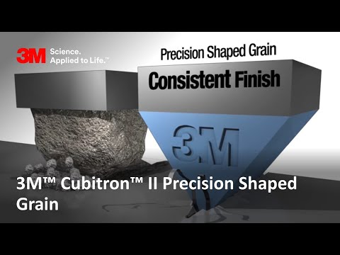 3M™ Cubitron™ II Cut-Off Wheels Video