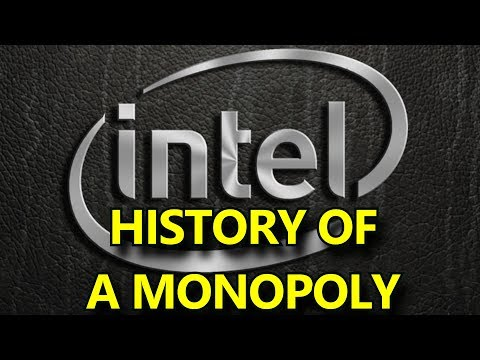 Intel - Anti-Competitive, Anti-Consumer, Anti-Technology
