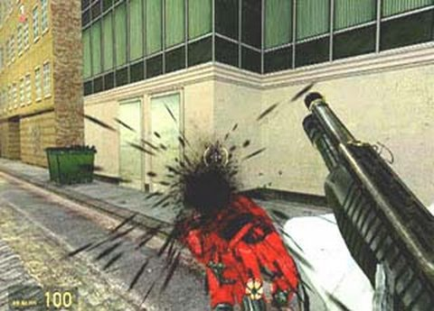 Violent Videogames OK?