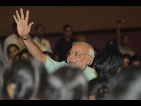 answers - Prime Minister Narendra Modi on Friday answered questions of the students from across the country.