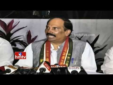 Uttam Kumar Reddy Responds on CM KCR Challenges over Tummidi Hatti Project Agreement