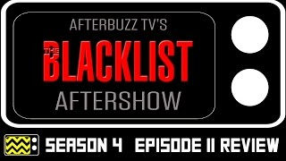 The Blacklist Season 4 Episode 11 Review & After Show | AfterBuzz TV