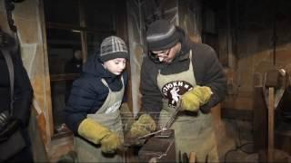 Видеозаписи с праздника «Кузюки зажигают, или Старый Новый год в слободе».
