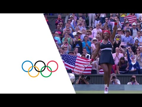 Tennis Women's Singles Finals – USA v RUS Full Replay — London 2012 Olympic Games