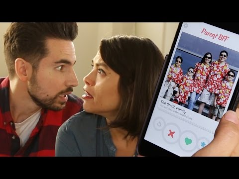 WATCH: Tinder For Parents!