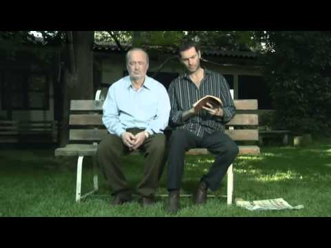 """il commovente dialogo tra un padre e un figlio: """"cos'è quello?"""""""