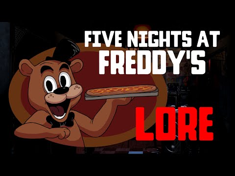 Minute - Octopimp is here with your Five Nights at Freddy's Lore! Subscribe for more Lore: http://bit.ly/MoarLore See what's next on Maker.TV ▻ http://mker.tv/Lore Follow Lore on Twitter: https://twitt...