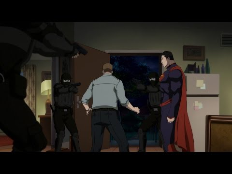 Justice League Dark The Beginning 2017 1080p HD