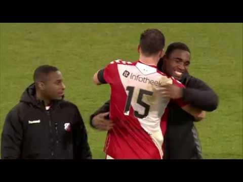 FC Utrecht - PEC Zwolle in één minuut