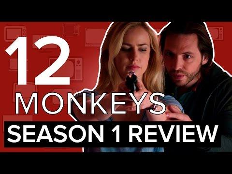 12 MONKEYS Season 1 Review (Spoiler Free)