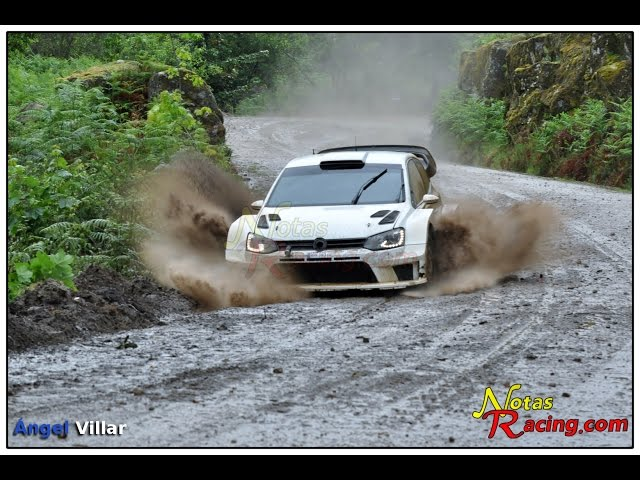 Test Marcus Gronholm VW Polo WRC 2017