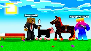 Adding 10 NEW PETS To Minecraft Bed Wars
