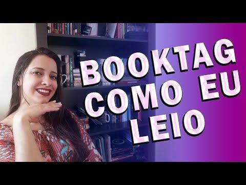 BOOKTAG COMO EU LEIO | Sonho Lindo de um Leitor #98